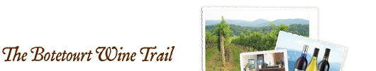 The Botetourt Wine Trail